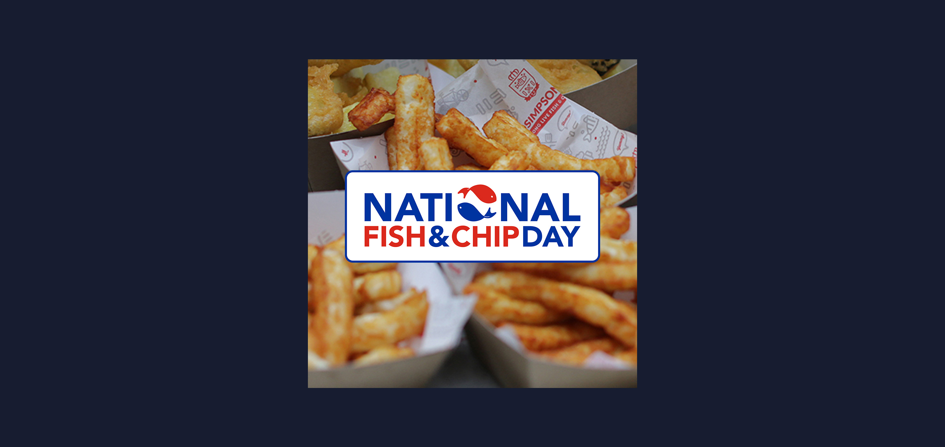 National Fish and Chip day offer