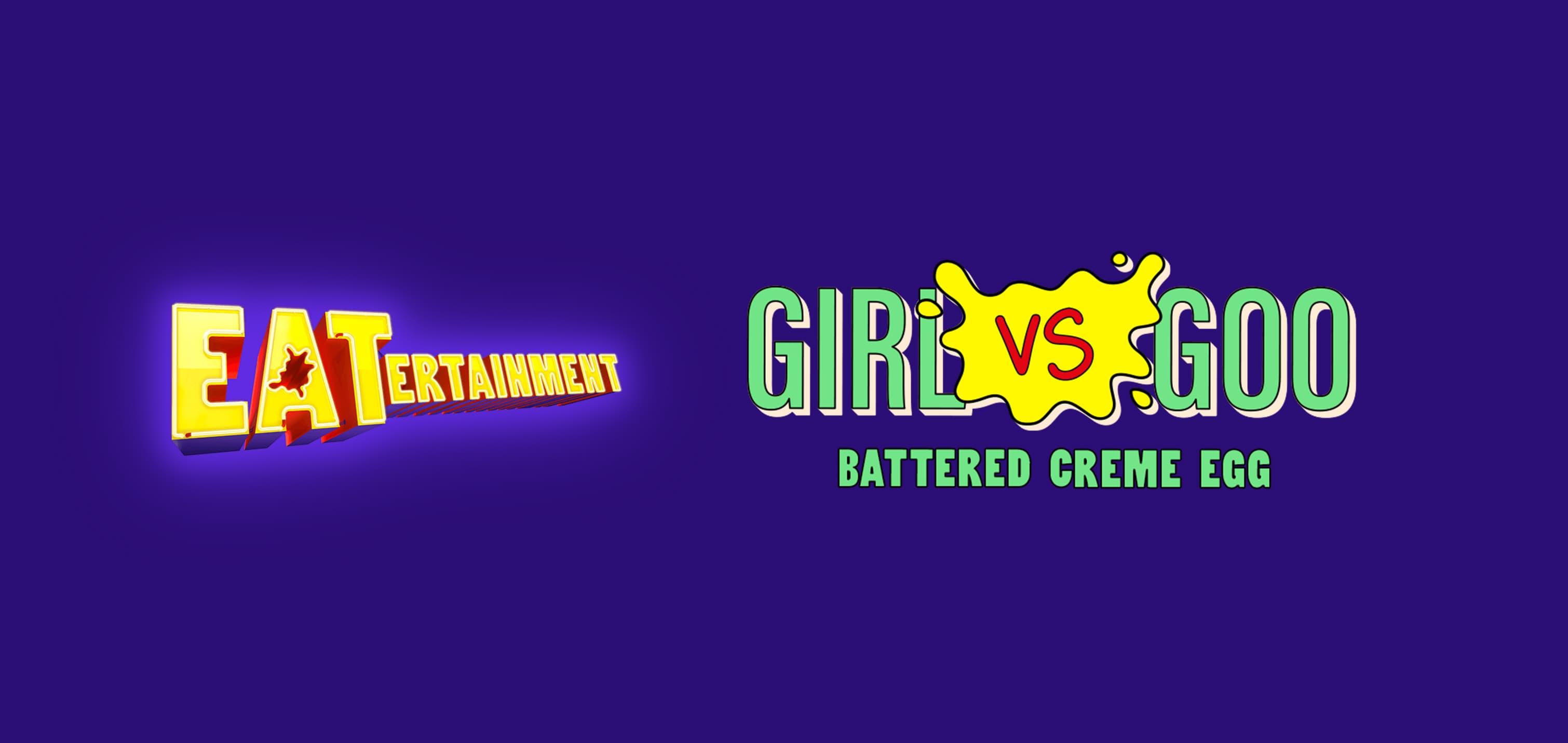 Simpsons and Cadbury's Eatertainment