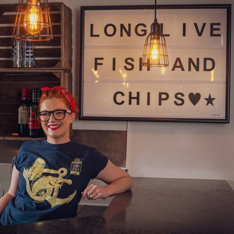 Simpsons Cheltenham Long Live Fish and Chips
