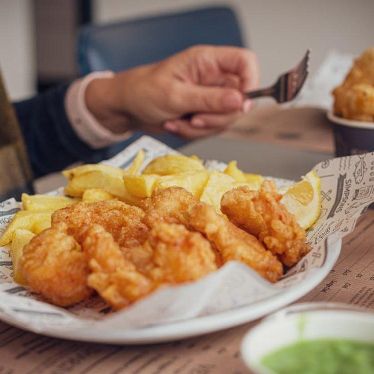 simpsons cheltenham fish and chips