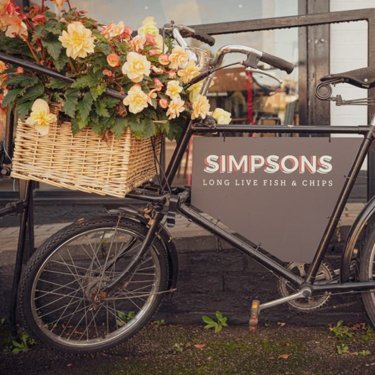 simpsons cheltenham shop